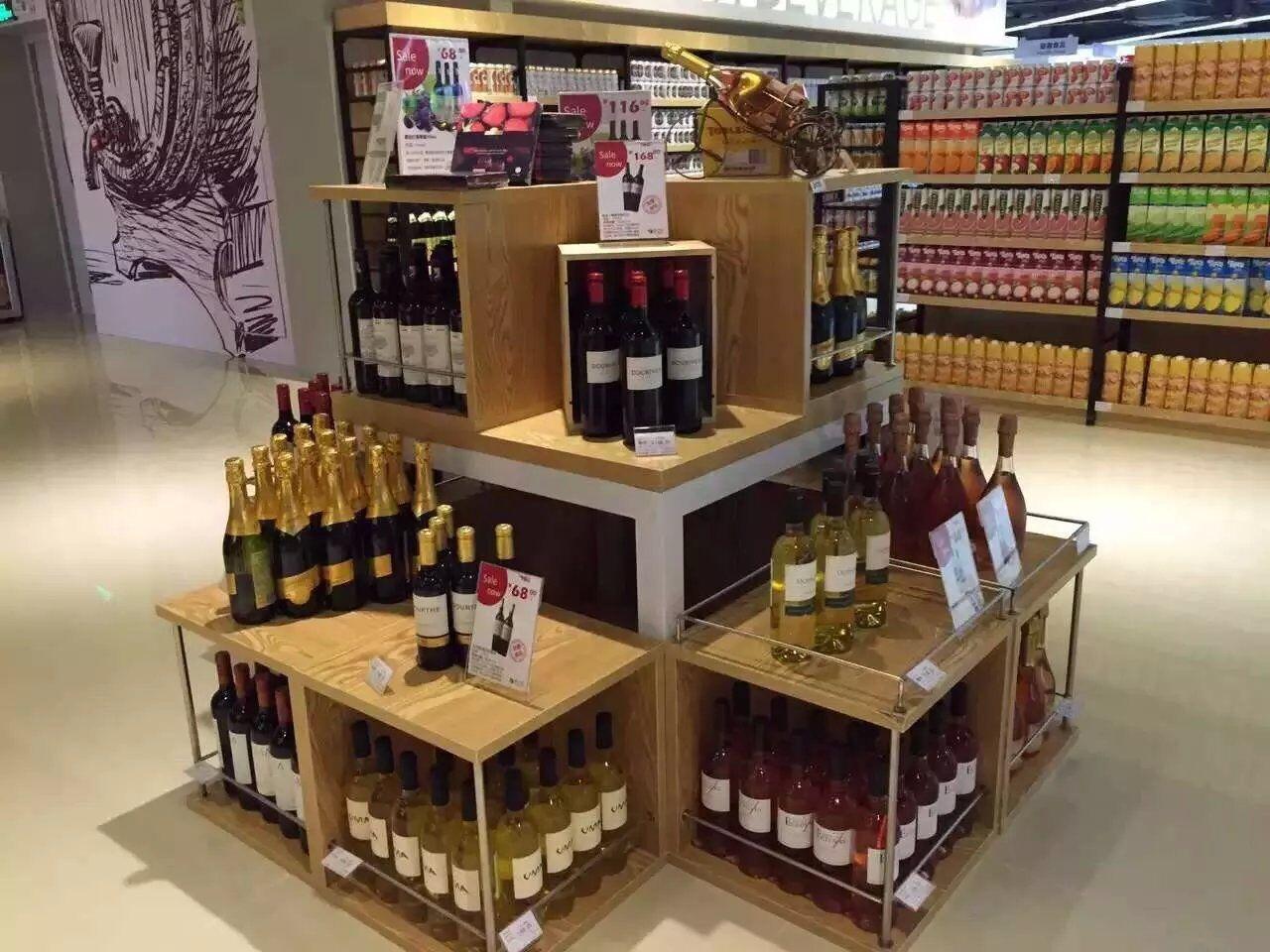 江苏蔬果架超市木制品优德88官方在日常使用中的保养